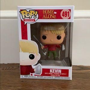 Funko Pop: Home Alone Kevin Pop Figure